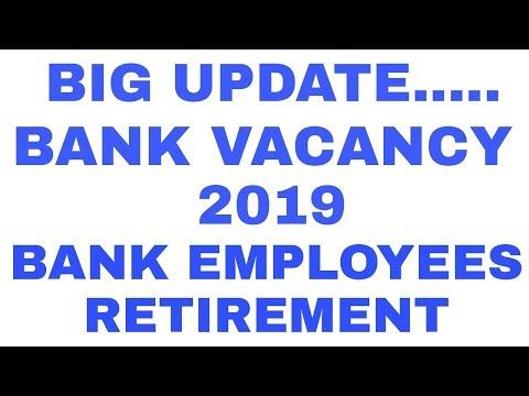 BANK VACANCY 2019
