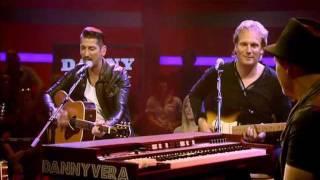 Смотреть клип Danny Vera - I Was Made For Loving You