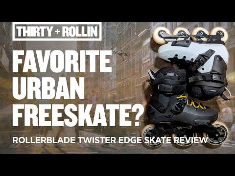 Favorite urban freeskate? | Rollerblade Twister Edge Skate Review | Big Wheel Inline Skating