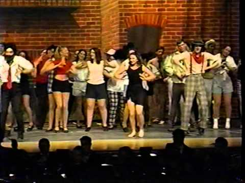 """Sachem High School's Production of """"Crazy For You"""" 3/20/97"""