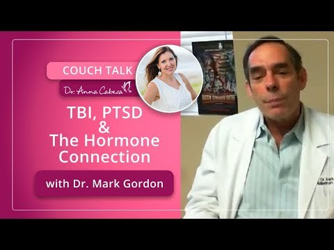Coach Talk with Dr. Mark Gordon: TBI, PTSD and the Hormone Connection