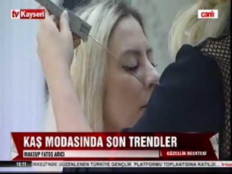 Sülünay Karakaya ile Güzellik Reçetesi 2.Bölüm-Fatoş Arıcı 24.01.2018