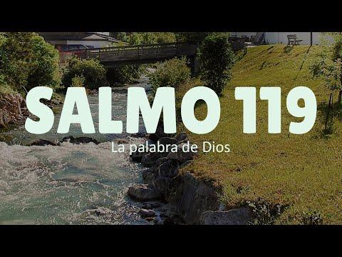 Salmo 119 - Oración para pedir obediencia al Señor