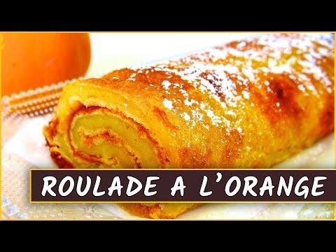 recette-de-la-roulade-à-l'orange