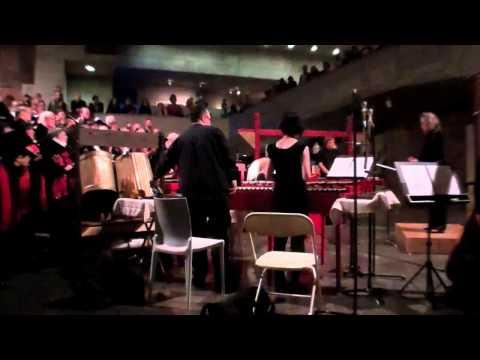 Lou Harrison's La Koro Sutro - Berkeley, 5/25/12