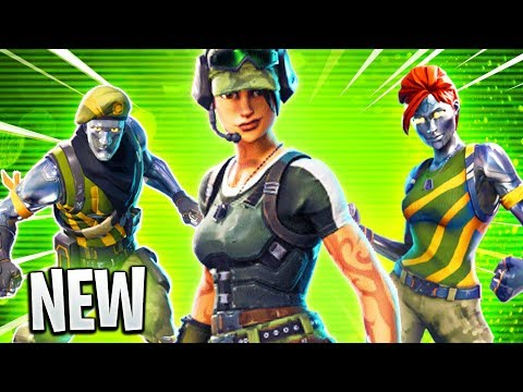 NEW SECRET Fortnite Skins!! (Season 4 LEAKED Skins)