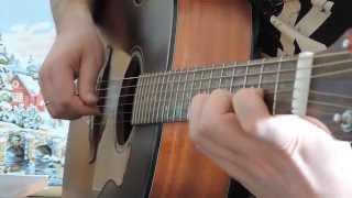 Молитва на гитаре