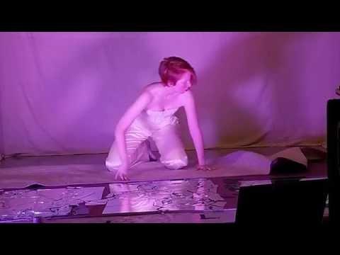 Rebekah Alexander live at Modular Art Pods by Queen Ave