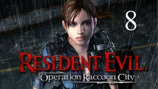 Resident Evil Operation Raccoon City Walkthrough - Part 8 Mission 3 Lights Out Results