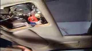 видео Самостоятельная установка люка в крышу автомобиля