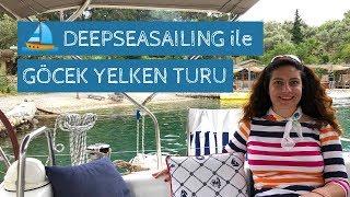 Deepseasailing ile Göcek Yelkenli Tekne Turu