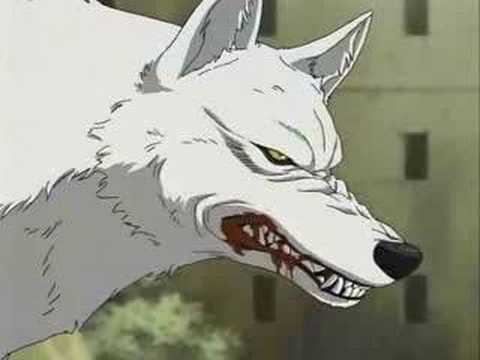 Wolfs Rain ( Three Days Grace- Animal I have Become)