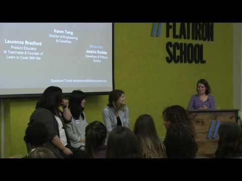 Women in Tech Panel (November 2016)