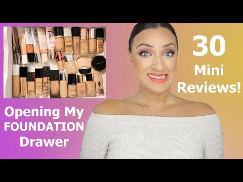 my-high-end-foundation-collection-and-mini-reviews!!