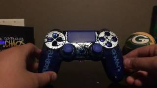 How to turn off all your mods on your modded controller for PS4