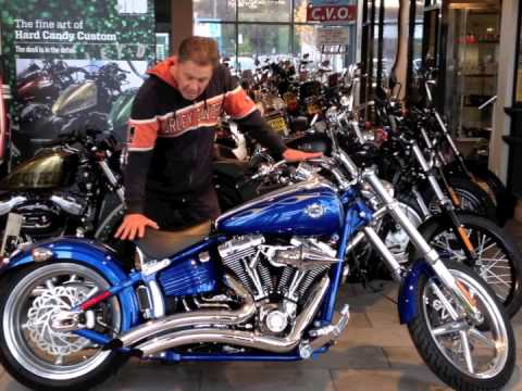 Harley davidson rocker c discontinued