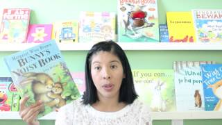 Books we read to our 2 year old