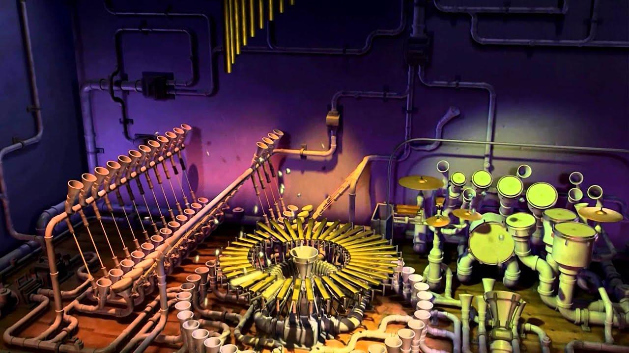 Animusic HD - Pipe Dream - YouTube