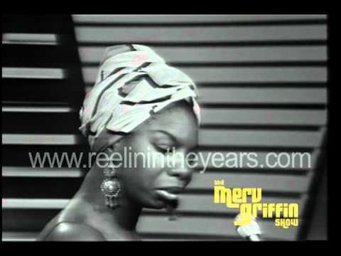 "Nina Simone- ""Work Song"" Live (Merv Griffin Show 1966)"