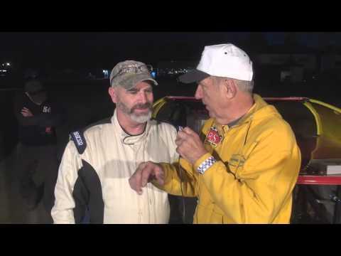 Berry Memorial B Mod Showdown Keller WinsLakeside Full Show 10 2 15 - dirt track racing video image