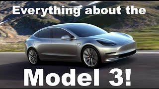 Everything You Need To Know About The Tesla Model 3! | CCC-EP8