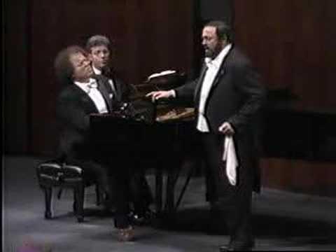 Pavarotti- Flotow- M'Appari- Martha