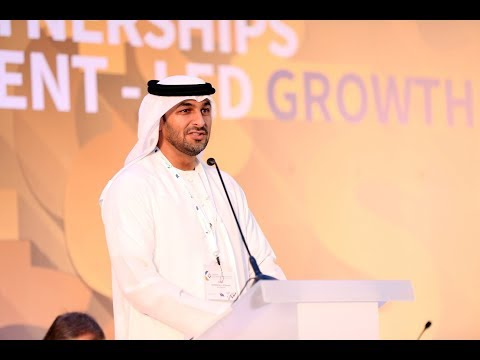 TMS Ship Finance & Trade Conference 2018 - Keynote Address - A. Al Masabi, Exec. VP, Abu Dhabi Ports