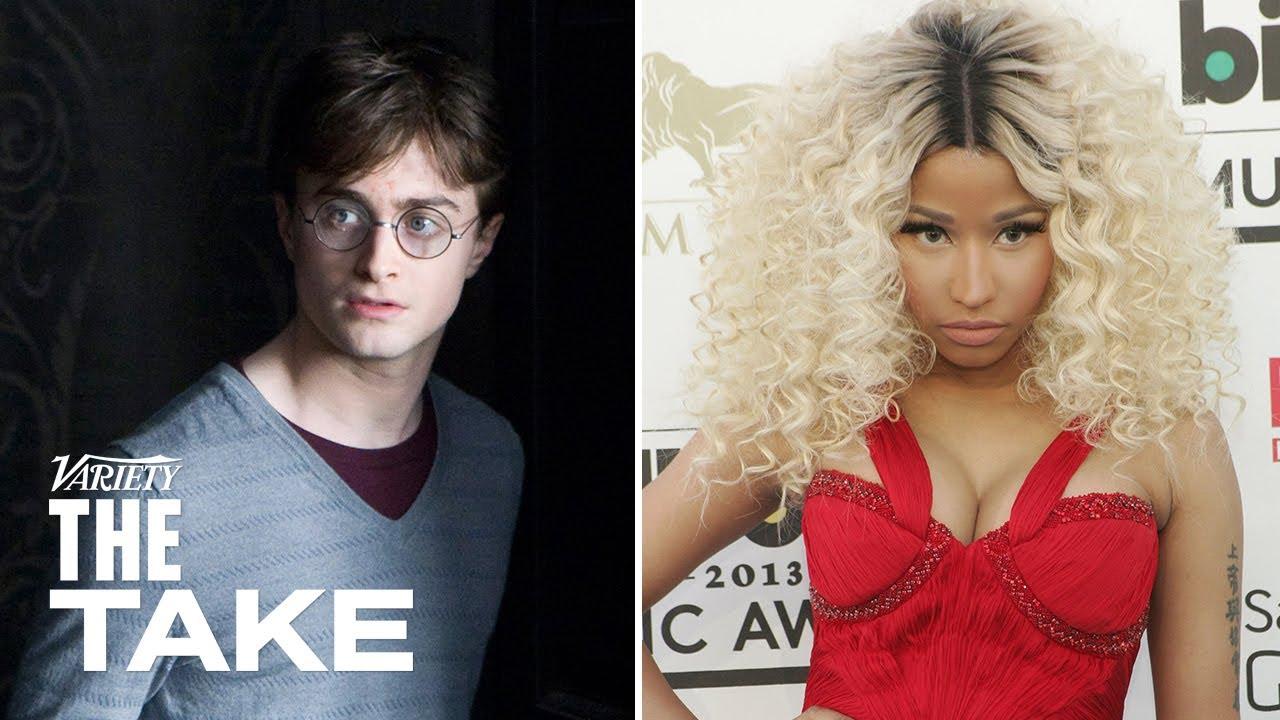 Nicki Minaj Tweets Vaccine Misinformation, Helen Mirren to Host Harry Potter Series | The Take
