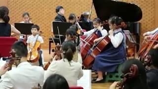 20180318 Play in Cello大合奏 Oh come Little Children / Suzuki celloMVI 0959