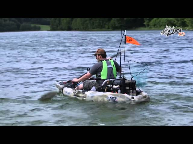 Feelfree Lure 10 Fishing Kayak Overview