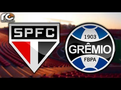 São Paulo 1x1 Grêmio | AO VIVO | Brasileirão