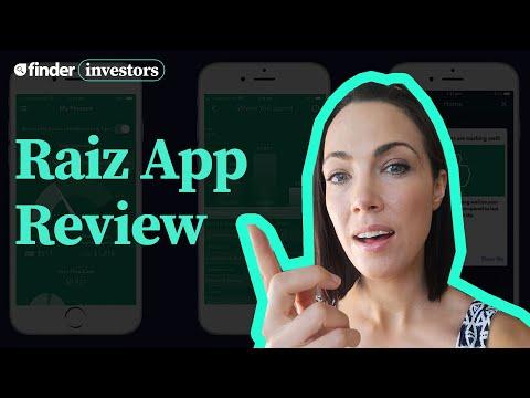 Raiz Invest Hands-on Review | Micro-investing Apps Australia