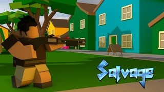Roblox / [SALE!] SALVAGE!