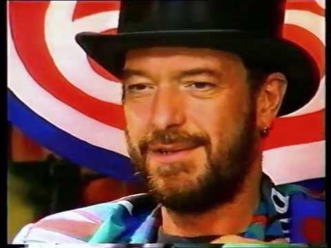 "Ian Anderson At TV Show ""Ruta 66"" Montevideo, Uruguay 1993"