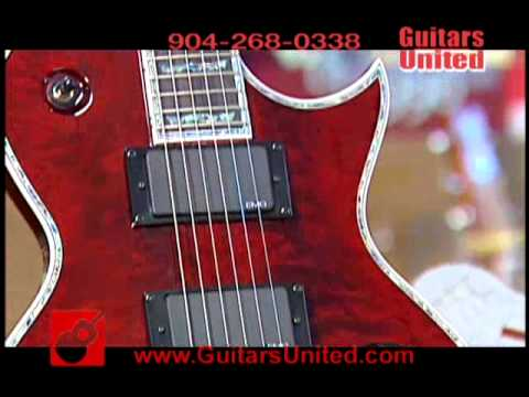 Guitars United music store commercial Jacksonville, Florida