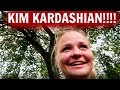 Kim Kardashian in New York getroffen!!!!!
