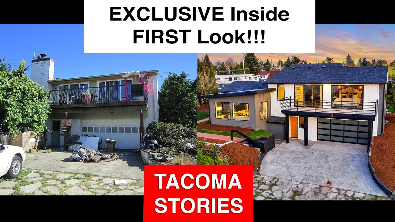 Episode 6// Tacoma Stories | Tacoma Home Transformation