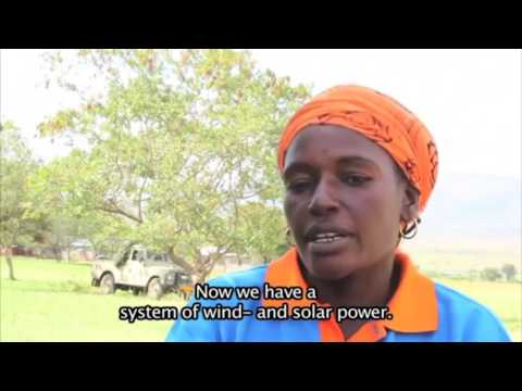 Tanzania: Rural electricity through wind power
