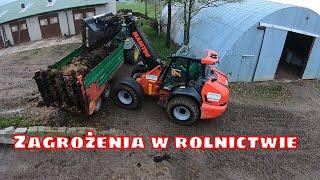 Co najbardziej zagraża Polskiemu rolnictwu? Kula