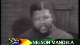 Nelson Mandela, The Freedom Struggle