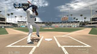 MLB 2K14 [MLB2k12 Sponsored updated Ver.] Yu darvish VS Ryu Openig Game 01/03