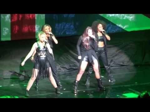 Little Mix - Neon Lights Tour / Verizon Theatre @ Grand Prairie in Dallas, TX