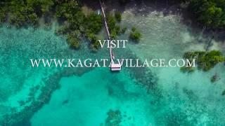 Kagata, Santa Isabel Island Eco Surf Resorts. Solomon Islands.