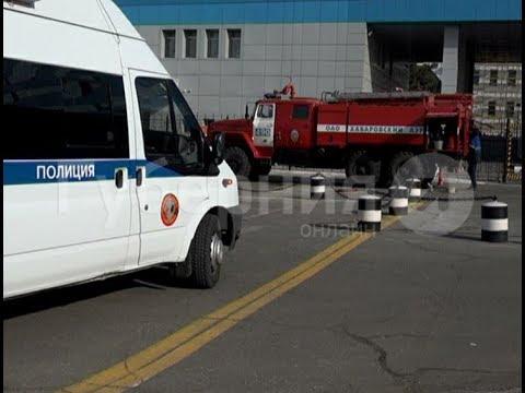 Забытый кем-то чемодан стал причиной тревоги в хабаровском аэропорту. Mestoprotv