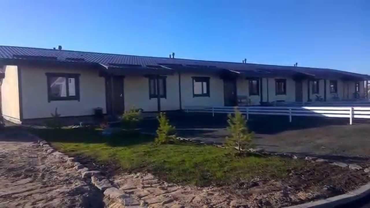 Продажа дома на берегу Онежского озера - YouTube