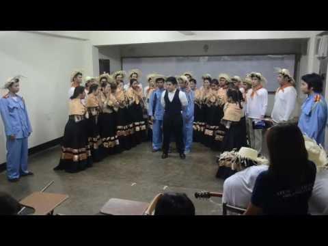 """Mi Ultimo Adios"" speech choir by Ganador Productions"