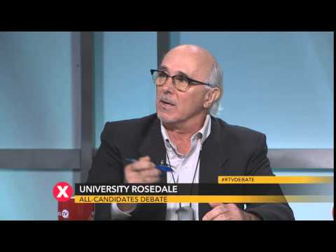 Toronto University - Rosedale Federal Debate - 2015 Federal Election - The Local Campaign, Rogers TV