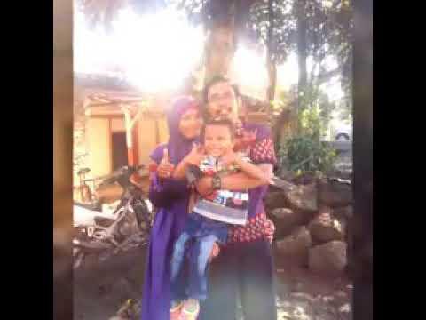 Family lyrics of ost Cahaya Hati