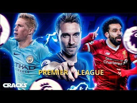 PREMIER LEAGUE TEAM OF THE SEASON (TOTS) PREDICCIÓN | SALAH, HAZARD, DE BRUYNE Y MAS | FIFA 18