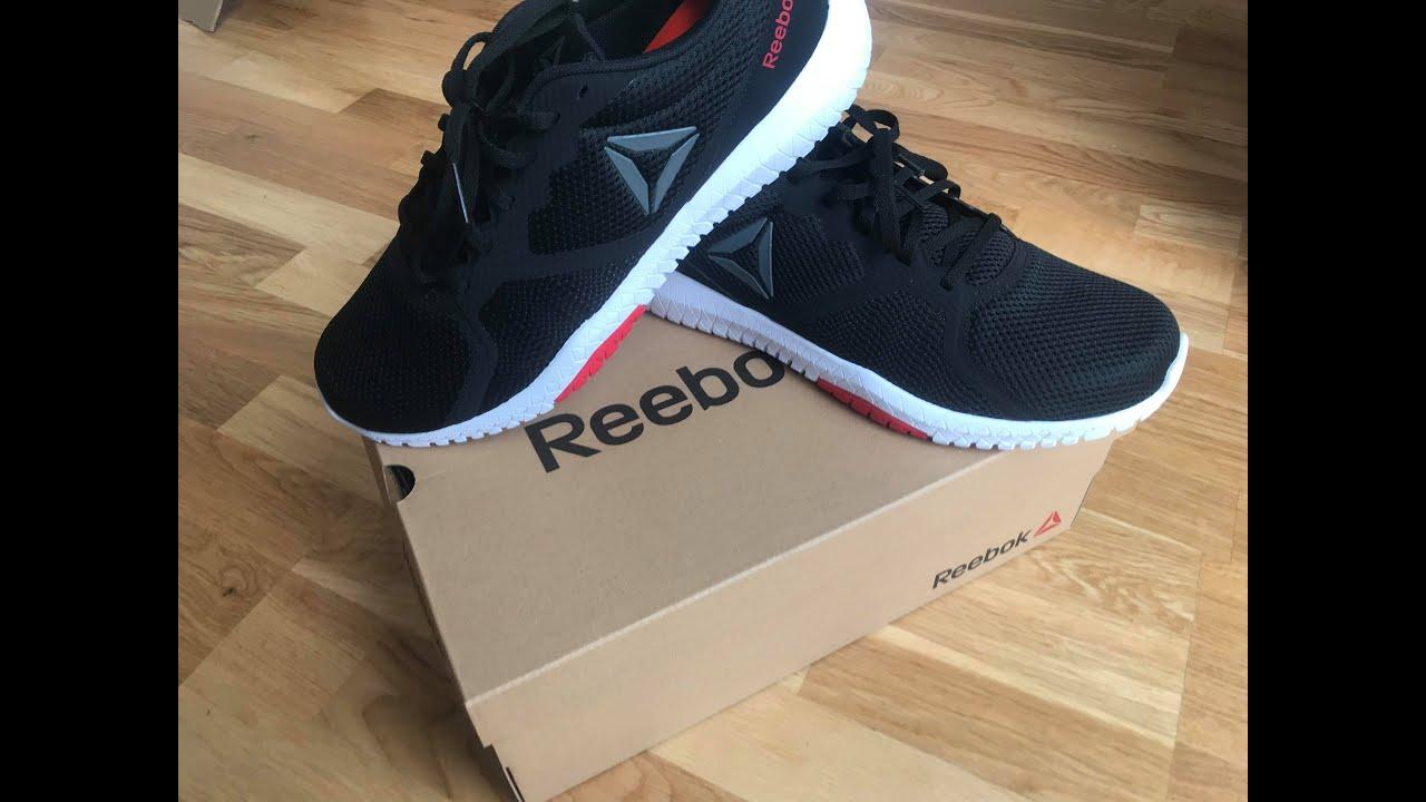 Unboxing Reebok Flexagon Force Men